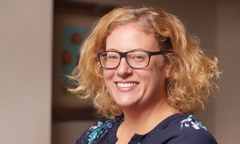 Shiri Noy, assistant professor of anthropology and sociology