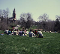 1970s photo 8 - Candid-GroupOutside3.jpg